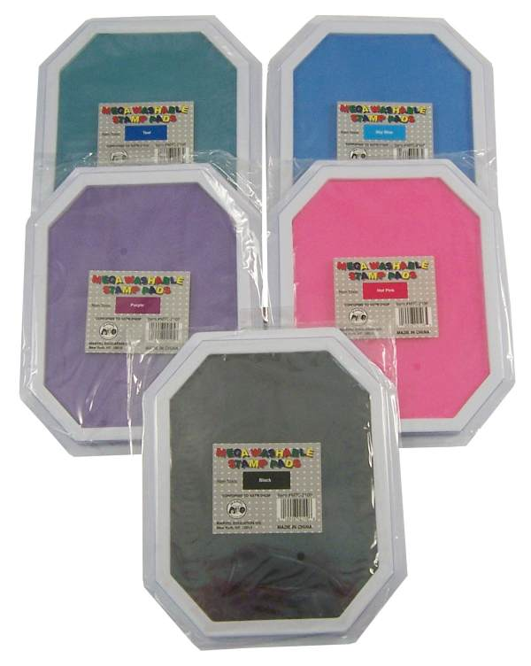 Supplemental Set of Mega Stamp Pads