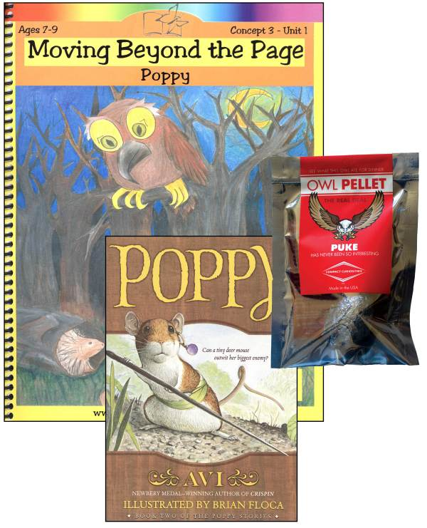 Poppy Literature Unit Package