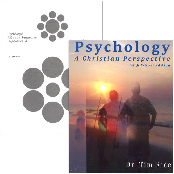 Psychology: A Christian Perspective Set