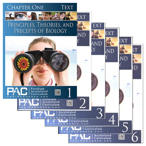 Principles, Theories & Precepts of Biology Text Package (Chapters 1-6)
