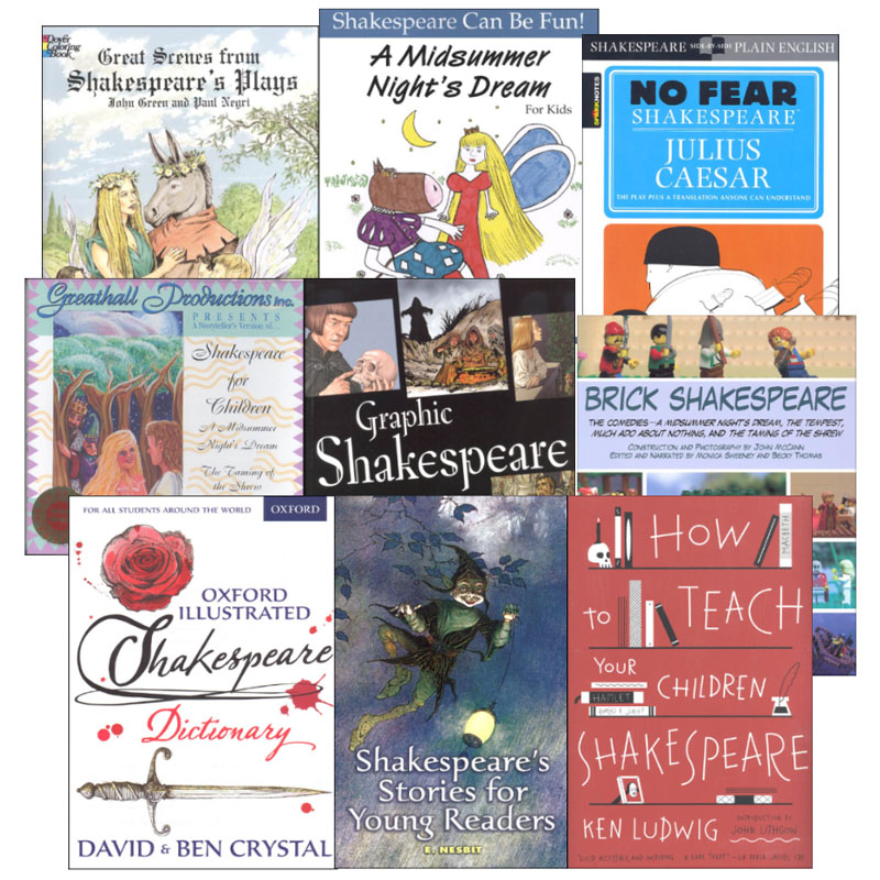 Fear Not Shakespeare! Topical Enrichment Package
