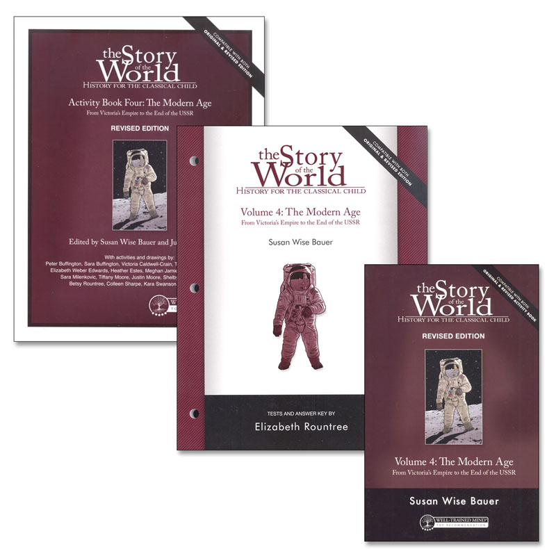 Story of the World Volume 4 Basic Package