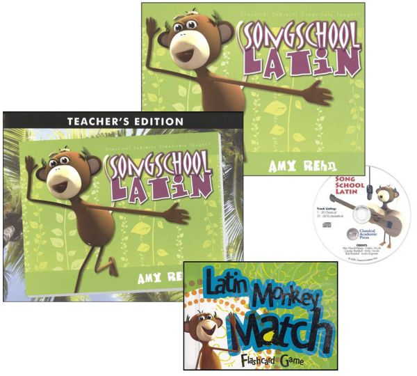 Song School Latin Book 1 Package