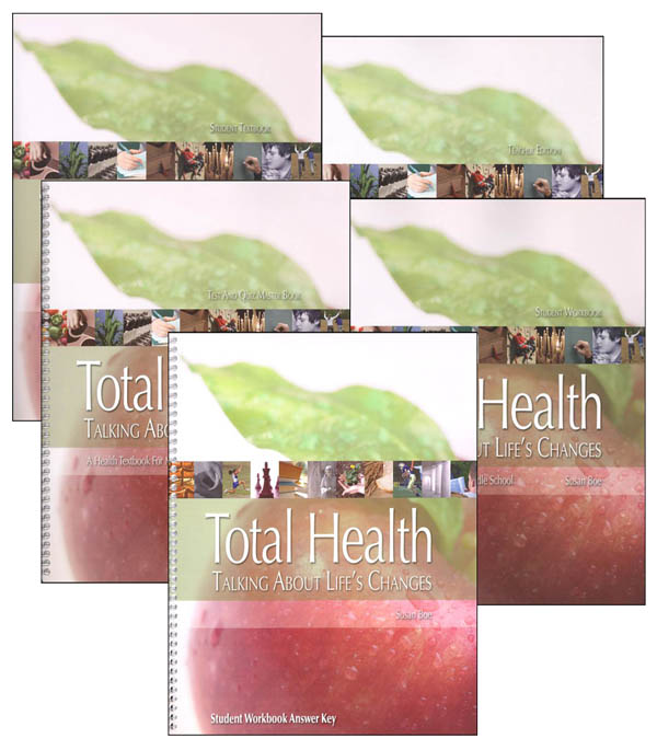 Total Health: Talking About Life's Changes Set