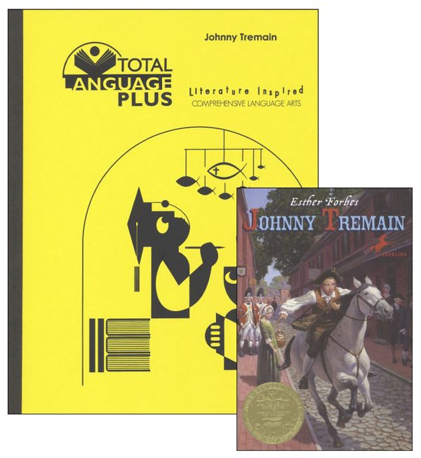 Johnny Tremain TLP Guide and Book