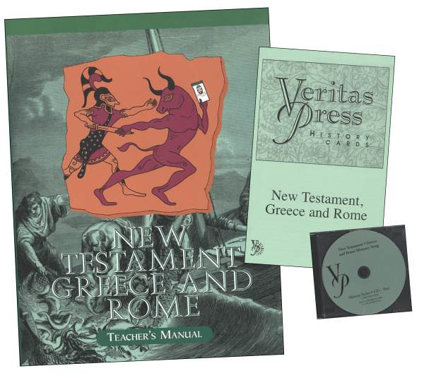 Veritas History New Testament, Greece and Rome Homeschool Kit