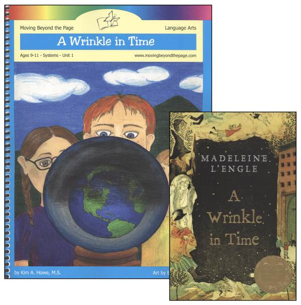 Wrinkle in Time Literature Unit Package