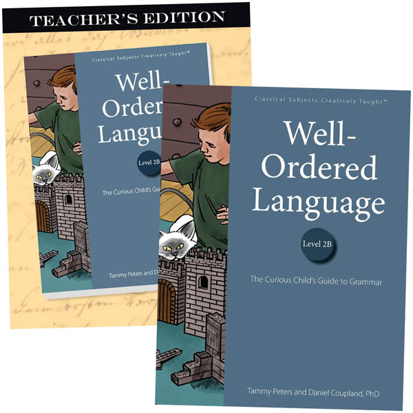 Well-Ordered Language Level 2B Set