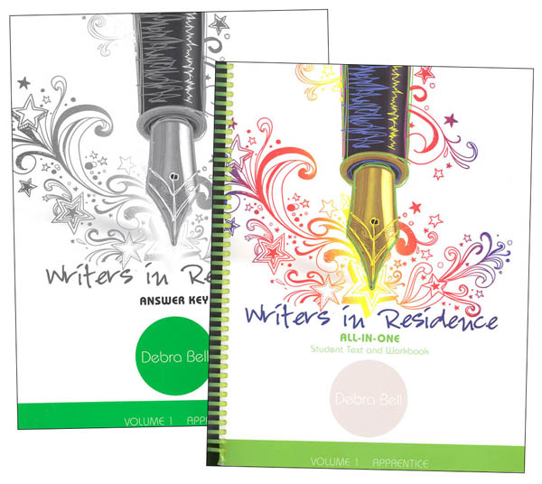 Writers in Residence Volume 1 Set