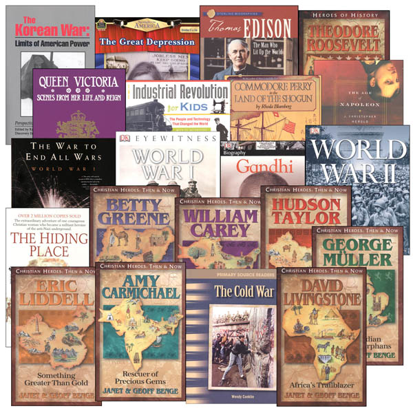 World Empires, World Missions, World Wars Basic Pack