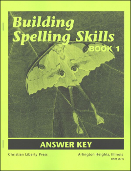 Building Spelling Skills 1 Teacher 2ED