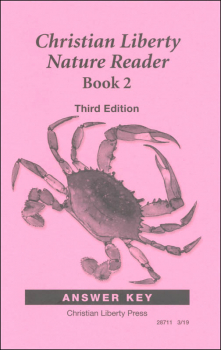 Nature Reader Book 2 Answer Key Third Edition