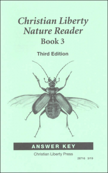 Nature Reader Book 3 Answer Key Third Edition