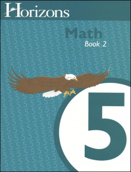 Horizons Math 5 Workbook Two