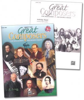 Meet the Great Composers Classroom Kit, Book 2
