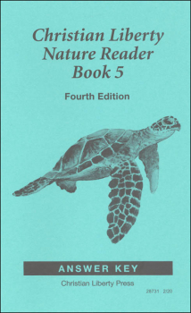 Nature Reader Book 5 Answer Key Fourth Edition