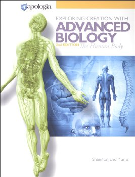 Advanced Biology: Human Body Textbook 2nd Ed (softcover)
