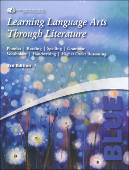 Learning Language Arts Through Literature Blue Program 3rd Ed.