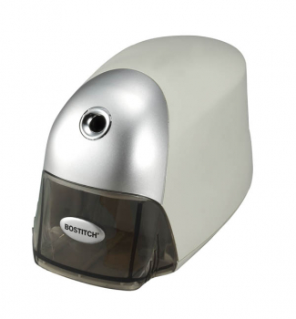 Heavy Duty Electric Pencil Sharpener - Gray