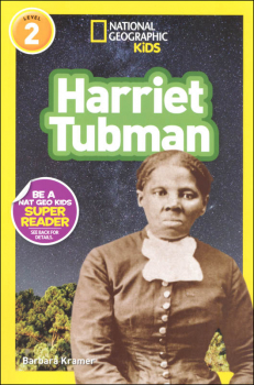 Harriet Tubman (National Geographic Reader Level 2)