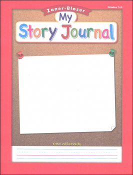 Zaner-Bloser My Story Journal (Grade 3-4)