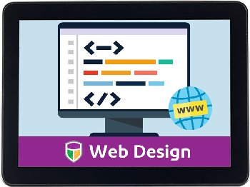 CompuScholar: Web Design Online Course 1-Year Subscription