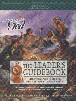 New Testament Men of Faith Guide