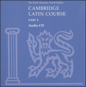 Cambridge Latin Course Unit 2 Audio CD