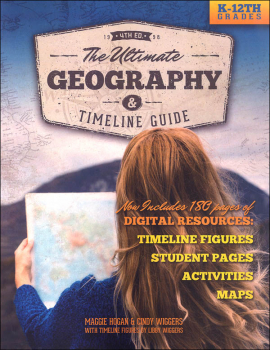 Ultimate Geography and Timeline Guide 4th Ed