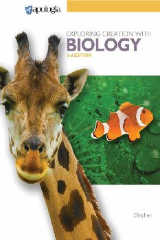 Exploring Creation with Biology Textbook (3rd Edition)
