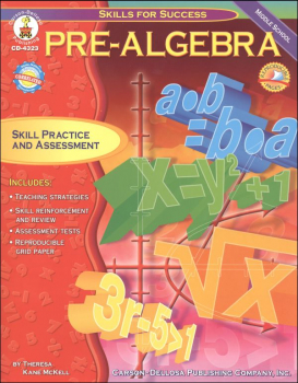 Pre-Algebra (Skills for Success)
