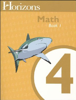 Horizons Math 4 Workbook One