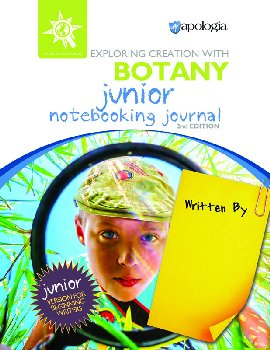 Exploring Creation with Botany Junior Notebooking Journal (2nd Edition)