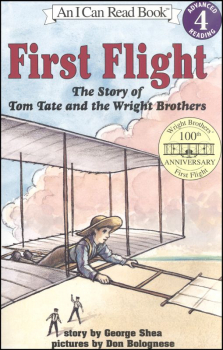 First Flight (I Can Read History)