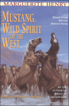 Mustang, Wild Spirit of the West