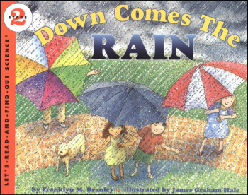 Down Comes the Rain (Let's Read and Find Out Science, Level 2)