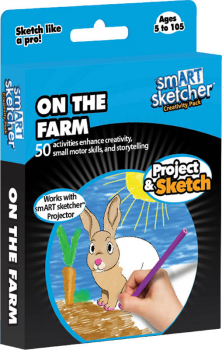 smART Sketcher Creativity Pack On the Farm