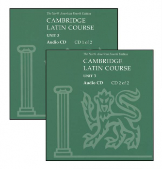 Cambridge Latin Course Unit 3 Audio CD