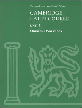 Cambridge Latin Course Unit 3 Omnibus Workbook