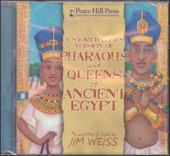 Pharaohs and Queens of Ancient Egypt CD