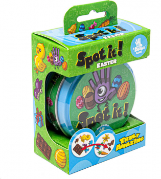 Spot It! Mini Easter Game Tin