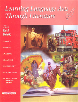 Learning Language Arts Through Literature Red Book Reading Program (2nd edition)