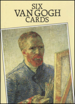 Van Gogh Small Format Postcard Book