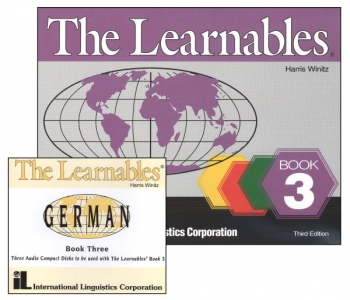 Learnables German Level 3 Complete Set with CDs