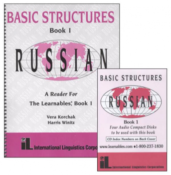 Russian Basic Structures 1 Complete Set