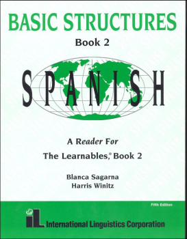 Spanish Basic Structures 2 Book Only