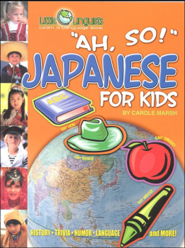 Japanese For Kids (Little Linguists)