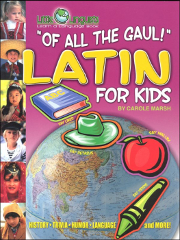 Latin For Kids (Little Linguists)