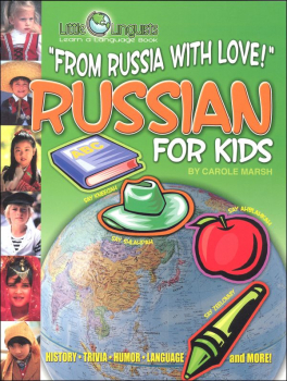 Russian For Kids (Little Linguists)