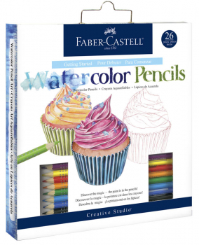 Getting Started: Watercolor Pencil Set